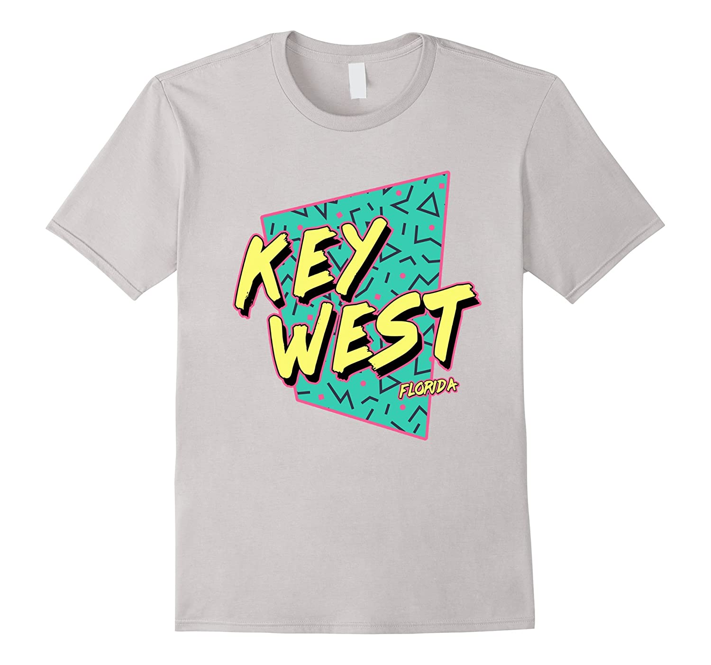 186c252c Vintage 80s Key West Florida T Shirt for Men Women & Kids FL-Art ...
