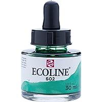 Ecoline Liquid Watercolour 30ml Pipette Jar - Deep Green (11256021)