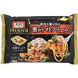 [冷凍] オーマイプレミアム 蟹のトマトクリーム リングイネ
