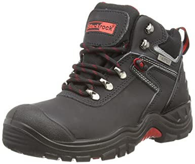 75f1ea859c1 Blackrock SF50, Unisex - Adult Safety Shoes, Black-36 EU (3 UK)