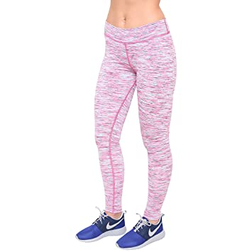8960a2327e5ceb DHERA Women's Running Tights Compression Leggings Yoga Pants Sports Trousers  Fitness Yoga Leggings Running Leggings Womens