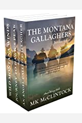 Montana Gallagher Boxed Set Books 4-6: Montana Gallagher Series Kindle Edition