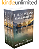 Montana Gallagher Boxed Set Books 4-6: Montana Gallagher Series