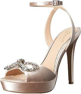 54a7db732e8 Amazon.com  Jewel Badgley Mischka Women s Henderson Dress Sandal  Shoes