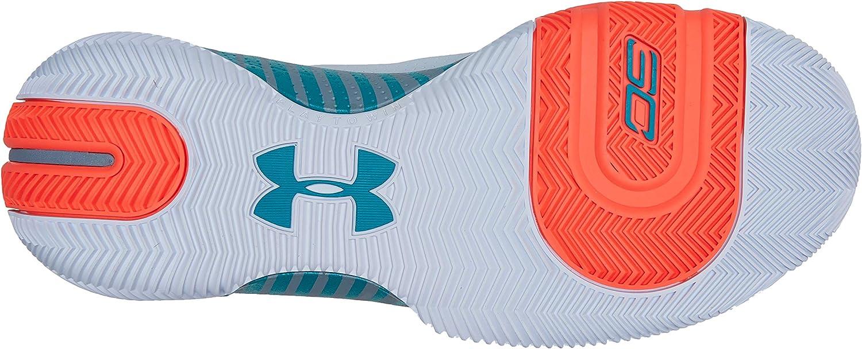 Under Armour UA SC 3zer0 III Zapatos de Baloncesto para Hombre