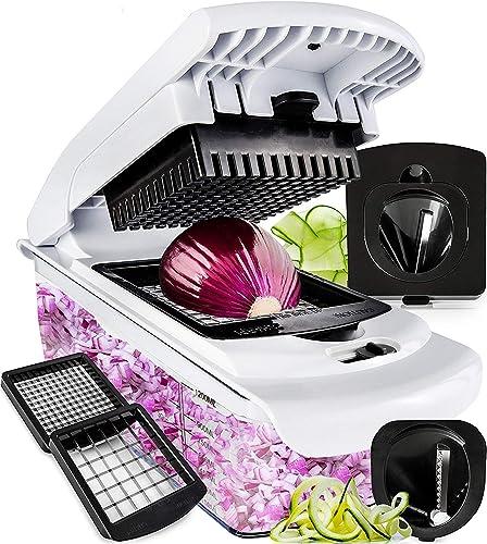 Fullstar-Vegetable-Chopper-&-Vegetable-Slicer