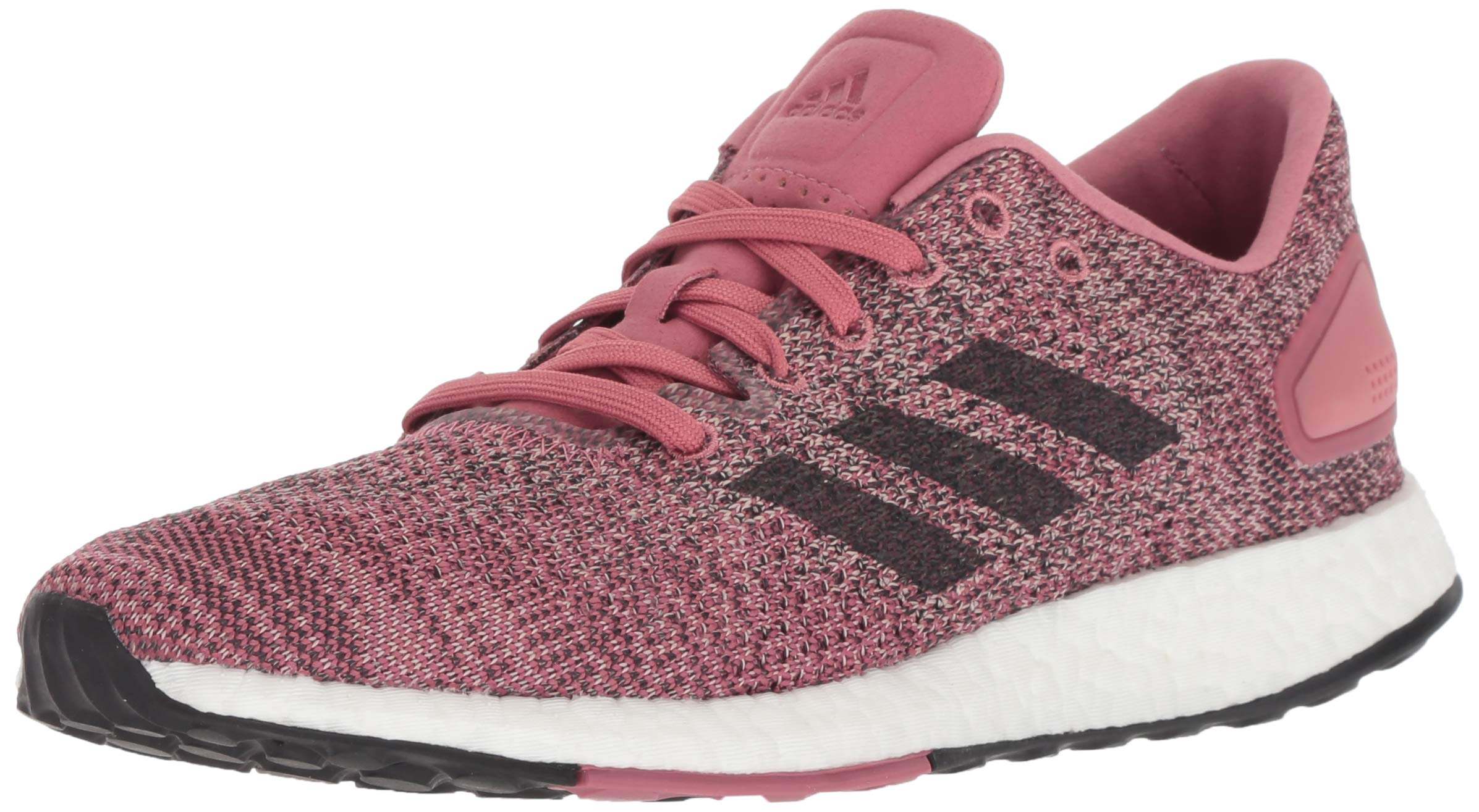 adidas Women's Pureboost DPR Running Shoes, Trace Maroon/Carbon/ash Pearl, 5.5 M US