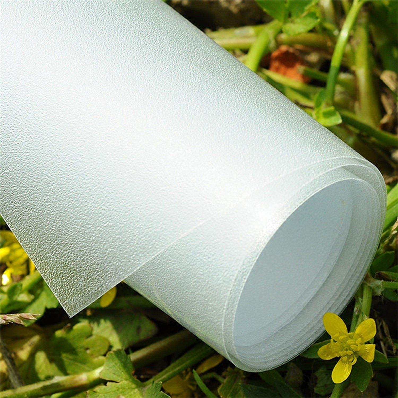 INNOCHEER Statica Pellicola Finestre con protezione UV, 45x200cm Newever