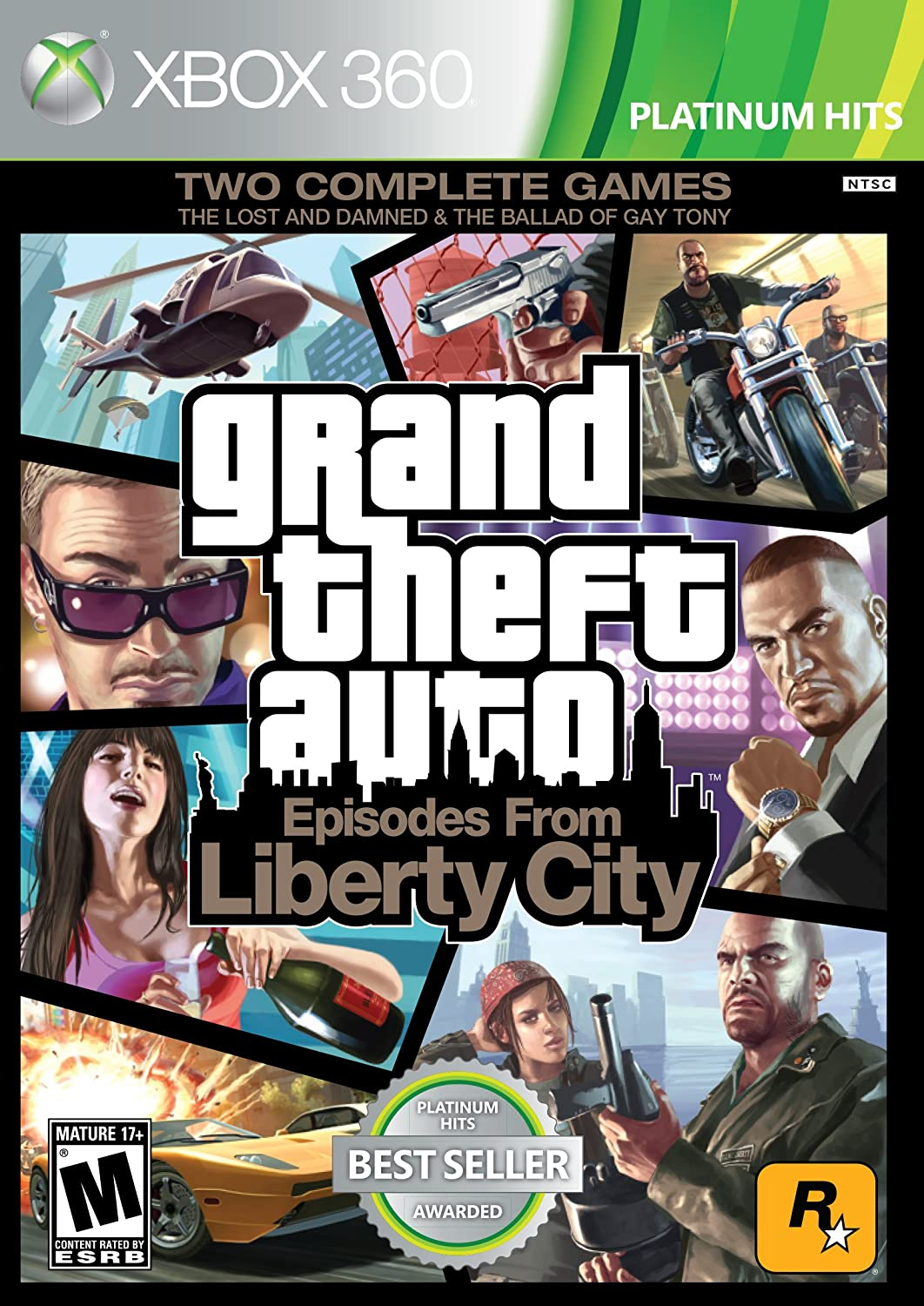 Amazon Com Grand Theft Auto Episodes From Liberty City Playstation  Interactive Video Games