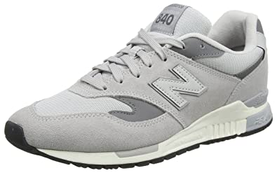 classic fit 962e5 9f063 New Balance Ml840V1, Baskets Homme, Blanc (White), 40 EU