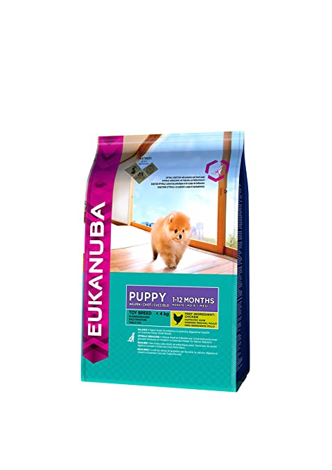 EUKANUBA Puppy Toy Breed Chicken 800 g