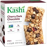 Kashi, TLC Chewy Cherry Dark Chocolate Granola Bars, 6 ct, 7.4 oz