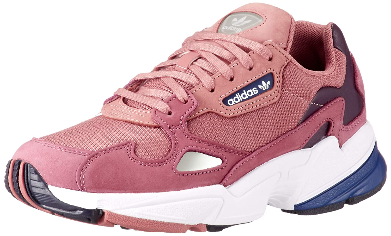 Rose (Rosnat Azuosc 000) 43 1 3 EU adidas Falcon W, Chaussures de Fitness Femme