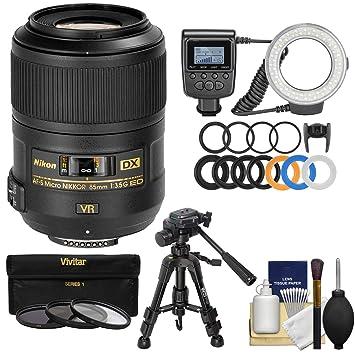Review Nikon 85mm f/3.5 G