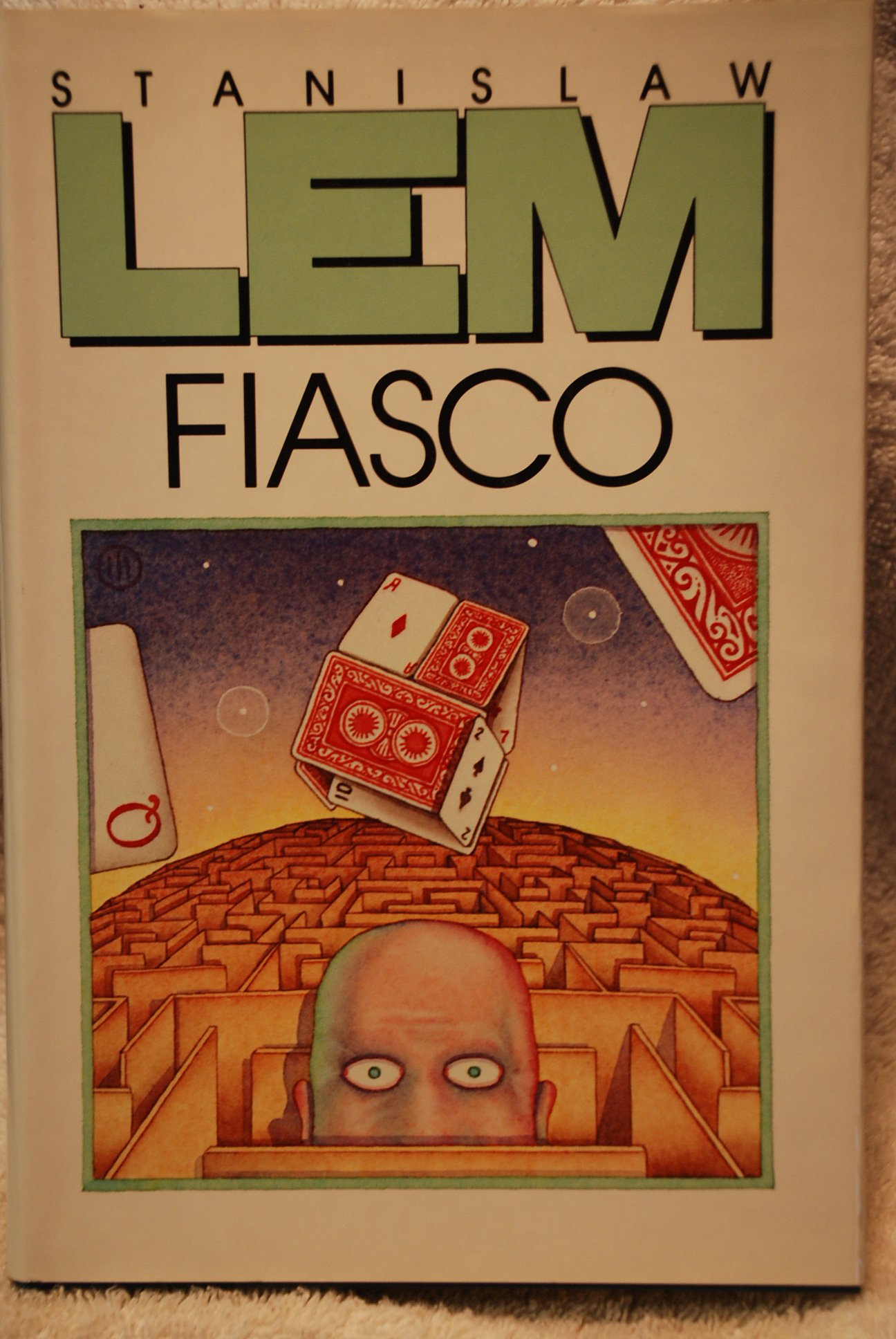 Fiasco (English and Polish Edition), Lem, Stanislaw