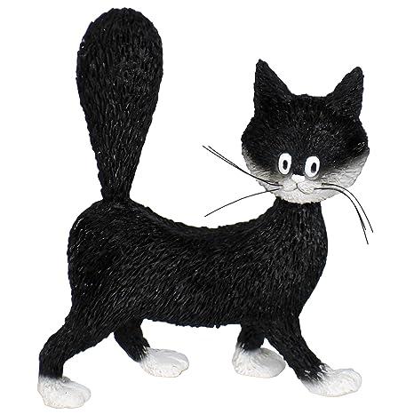 """Parastone Dubout gatos colección: dub53 """"adorable gato caminar"""" figura decorativa"""