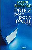 Priez pour petit Paul (Littérature Française)