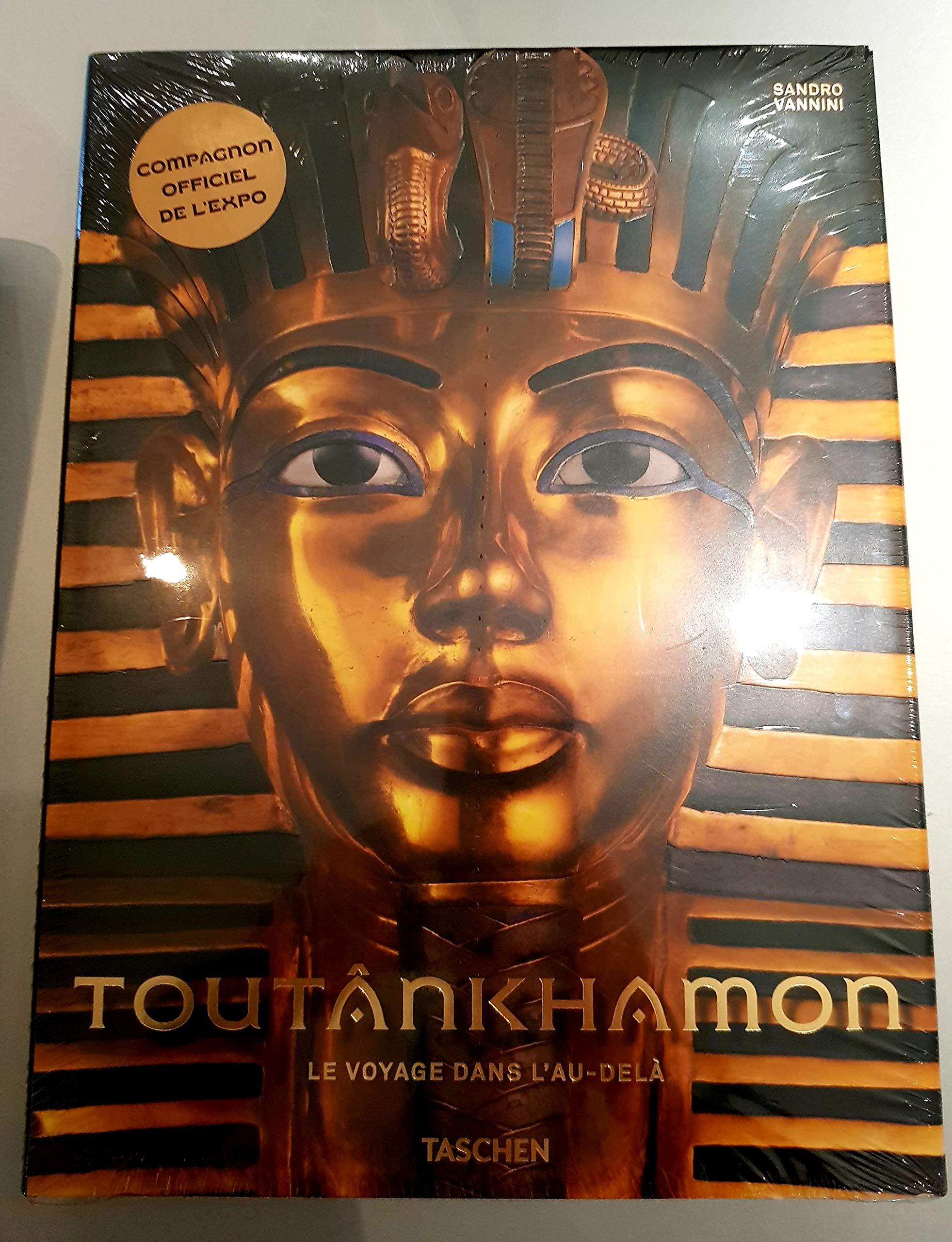 Toutankhamon : Le voyage dans le monde d'En-bas por Sandro Vannini