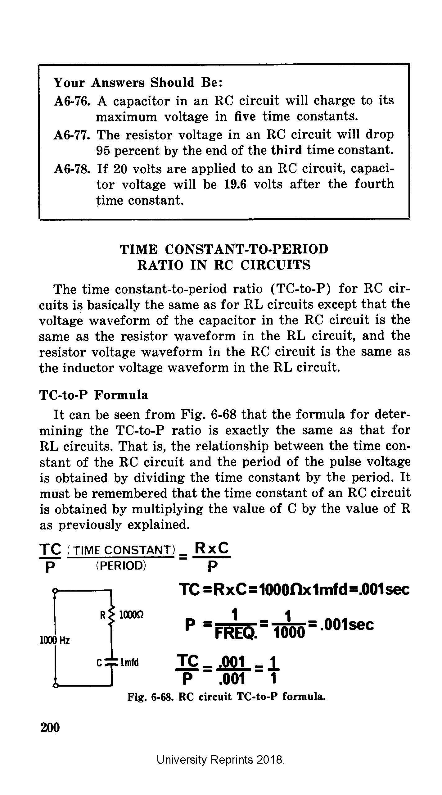 Transistor Fundamentals Volume 1 Basic Semiconductor And Circuit Calculations Rc L R Time Constants Electronics Textbook Principles A Programmed Learning Course By Robert J Brite Large Print