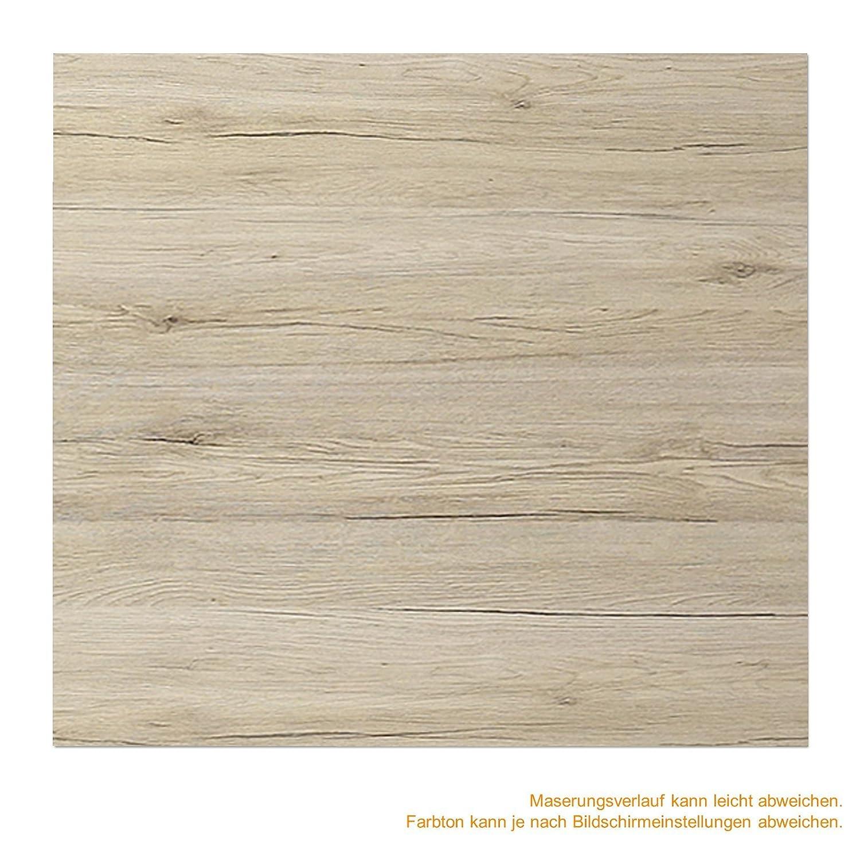 inova Holz-Schiebet/ürblatt Eiche San Remo Vollspan 880x2035 mm T/ür-Blatt Holzt/ür-Blatt Schiebet/ür