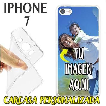 carcasaschulas Funda iPhone 7 7S Personalizada con TU ...