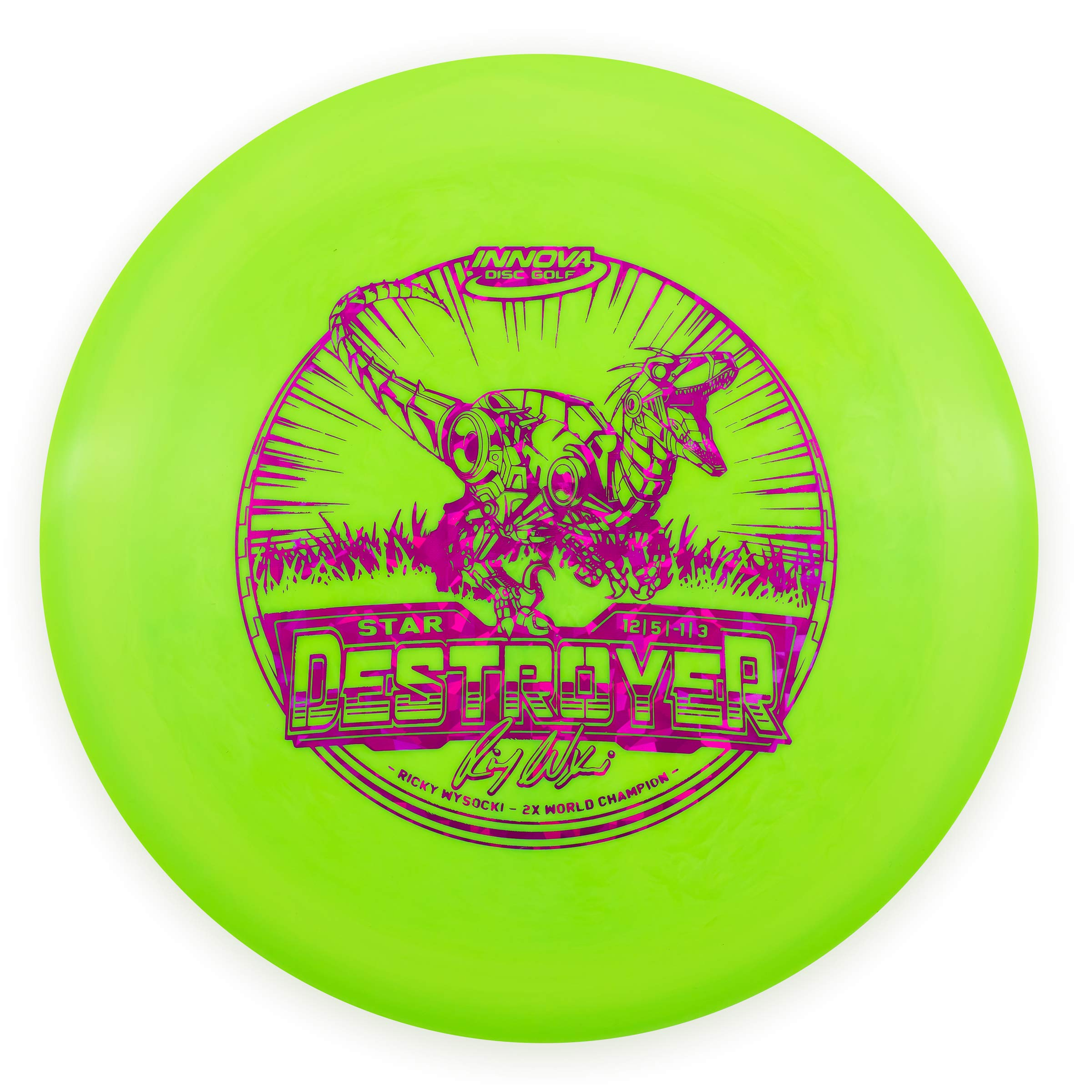 Innova Disc Golf Star Line Destroyer Golf Disc, 173-175gm (Colors may vary)