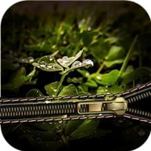 Spring Zipper Lock Screen : Nature Wallpaper Zip Lock