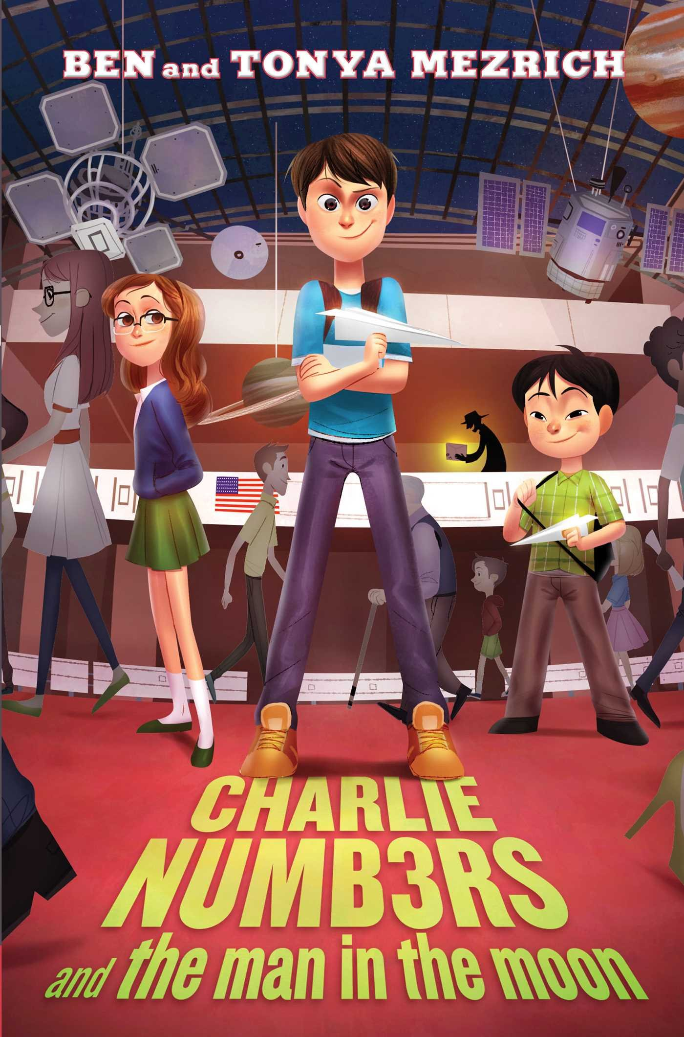 Charlie Numbers and the Man in the Moon (The Charlie Numbers Adventures) pdf epub