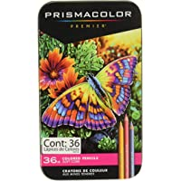 Prismacolor Premier Pencils Set, Assorted, 36-Count
