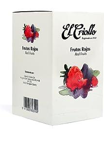 El Criollo Infusión Frutos Rojos Gourmet - 40 bolsitas