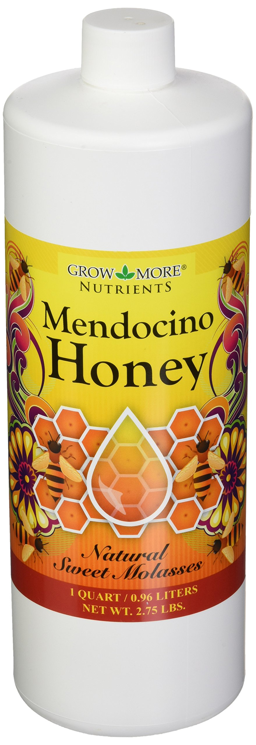 Grow More 7538 Mendocino Honey, 1-Quart
