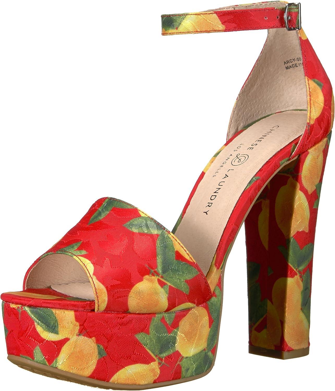 Chinese Laundry Women's Avenue 2 Heeled Sandal