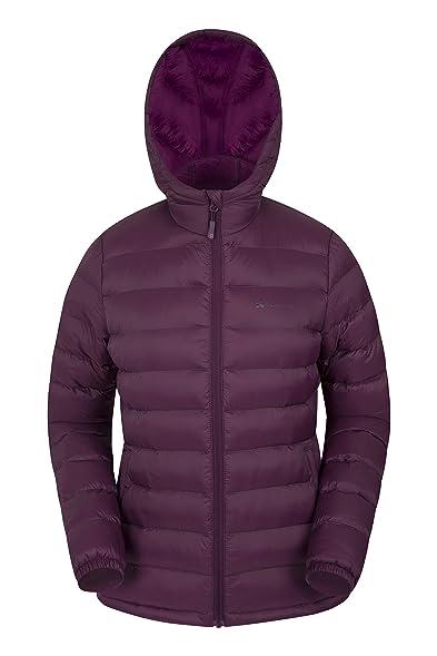 Mountain Warehouse Seasons Women's Padded Jacket - Water-Resistant ...