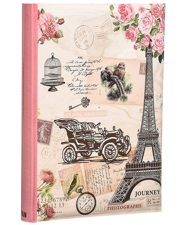 Large Memories memo slip in case photo album per 300foto 10,2x 15,2cm Travel album by Arpan AL-FL300