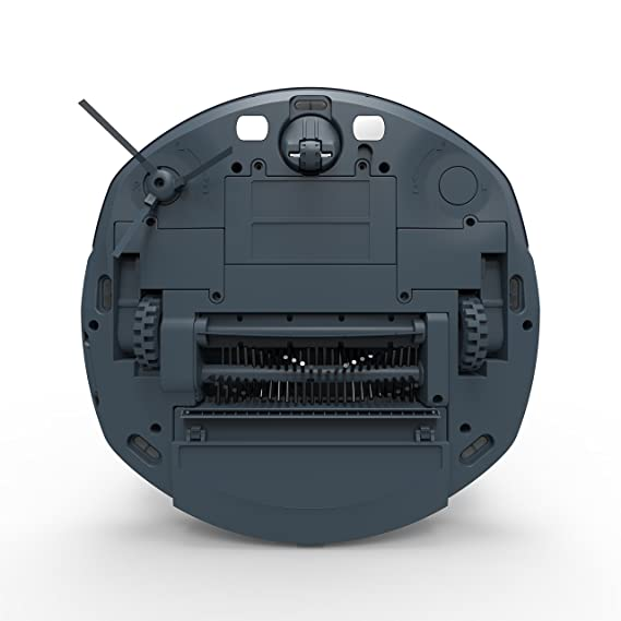 Hoover RBC030 - Robot aspirador, hasta 60 mins. de autonomía, color azul glamour