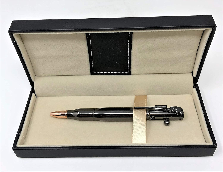 Rifle Bullet Pen in U.S. Marines Gift Box