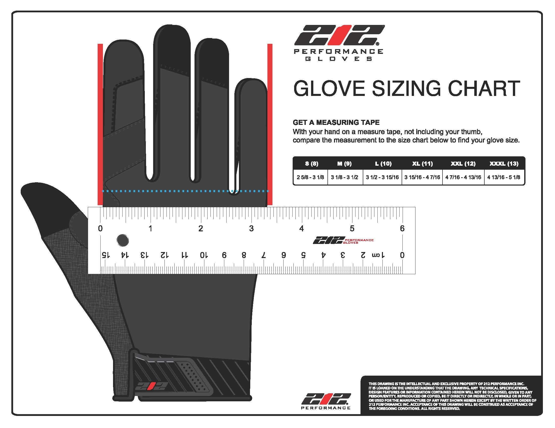 212 Performance Gloves IMPC3AM-70-010 Cut Resistant Impact Air Mesh Gloves (EN Level 3), Large by 212 Performance Gloves (Image #5)