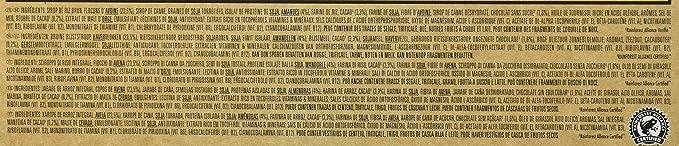 Clif Bar Barrita Energética de Avena y Chocolate con Almendras ...