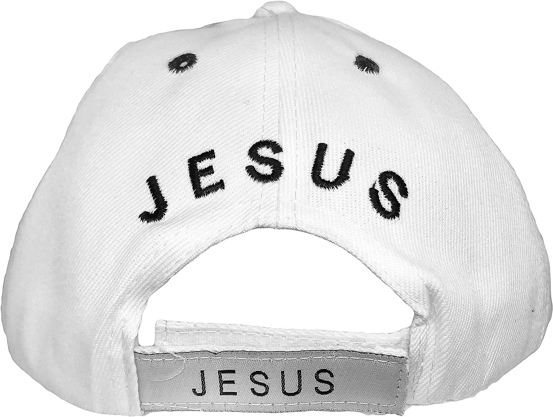 Walk with Jesus I Love Jesus Adjustable Baseball Cap Multiple Colors Available