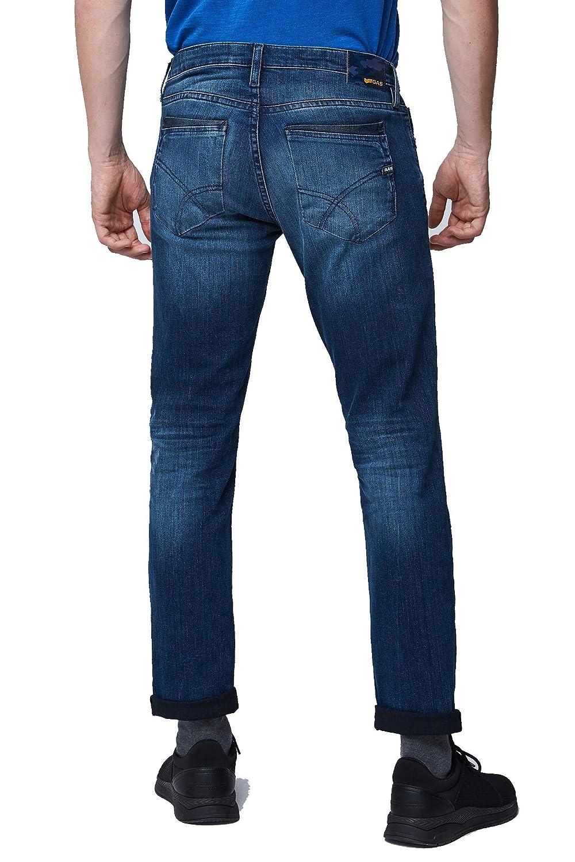 Gas Mitch wk20 Jeans Regular da Uomo Elasticizzati