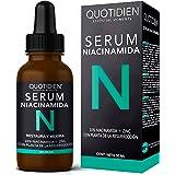 Serum Niacinamida 10% + Zinc + Planta de la Resurrección- Disminuye Poros e Imperfecciones, Mejora la Textura, Controla Produ