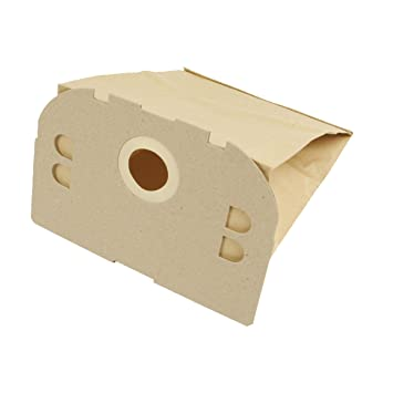 10 bolsas de papel Bolsas para aspiradora Vorwerk Tiger VK ...