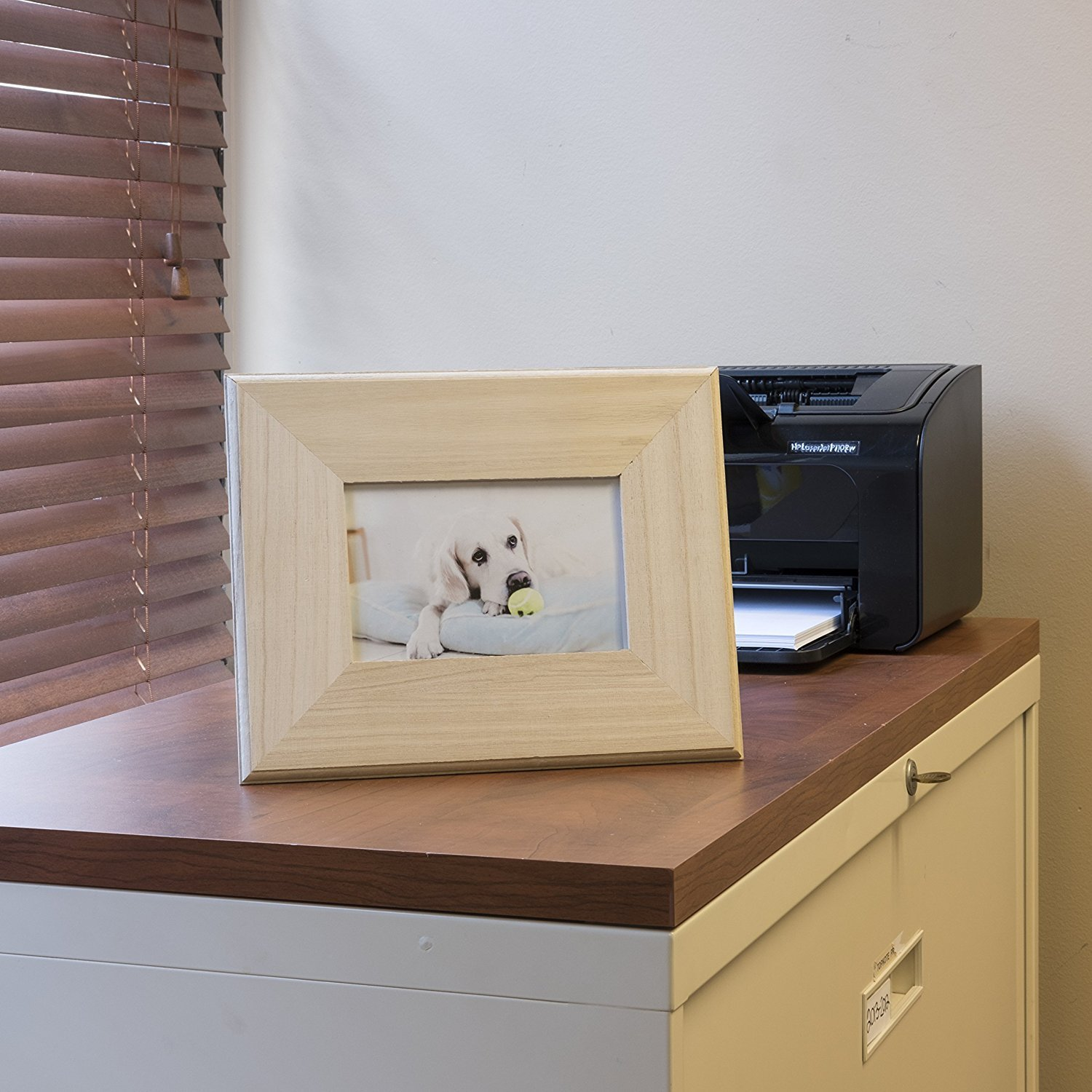 Amazoncom Unfinished Solid Wood Photo Picture Frames Ready To Paint