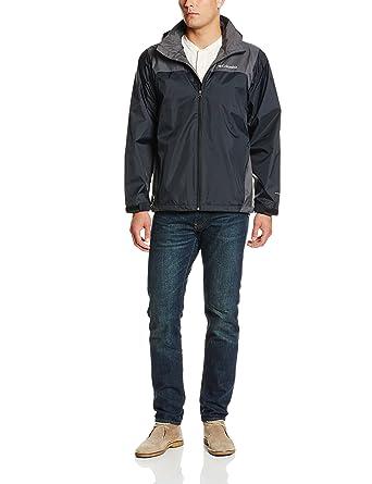 Amazon.com: Columbia Men&39s Glennaker Lake Front-Zip Rain Jacket