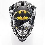Franklin Sports GFM 1500 Goalie Face Mask - Batman