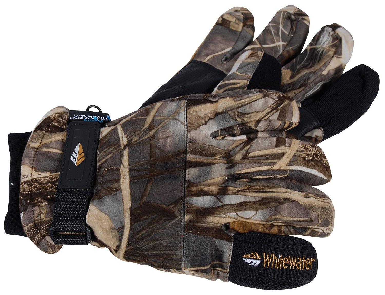 Black Whitewater Rainblocker Shooting Glove Gloves Paintball prb ...
