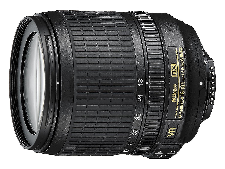 Nikon AF S DX VR mm G Objetivo para Montura F de