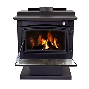 Pleasant Hearth WS-3029 2200 sq. ft. Wood Stove