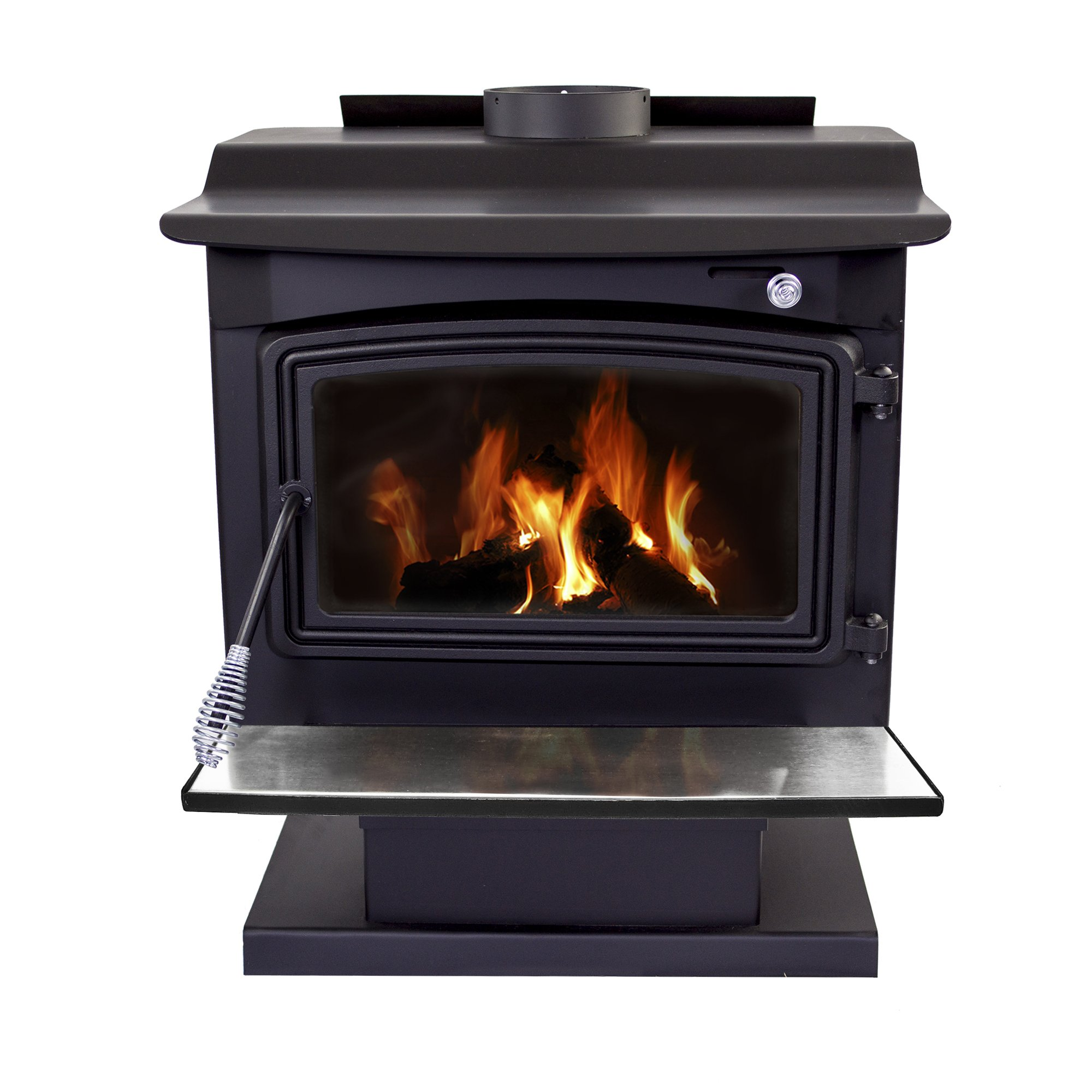 Pleasant Hearth 2,200 Sq. Ft. Large Wood Burning Stove by Pleasant Hearth