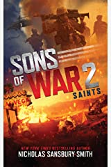 Sons of War 2: Saints (The Sons of War Series) Kindle Edition